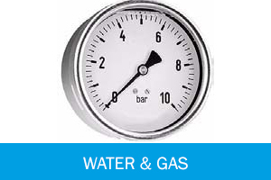 Water & Gas